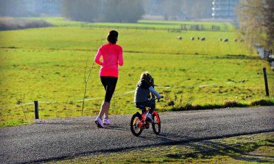Bidon dla dziecka - wycieczki rowerowe